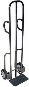 Milwaukee Hand Truck 700 Lb Load Dual handle Stair Climber Rubber Wheels