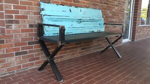 Chevrolet Chevy Tailgate Bench Tail Gate Vintage Old Truck