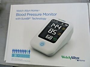 Welch Allyn H bp100sbp Home Blood Pressure Monitor 1700 Series Sure Bp Technolog