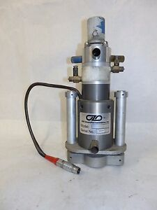 Ozo 1050 Electric Router Drill W 1 8 Collet 1 2 Tubing Connections H6