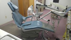 Dental Patient Chair dentalez E2000 With Dentech Delivery System