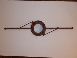 Used Aermotor Windmill 8 Foot A702 Brake Part Upper Furl Ring With Arms