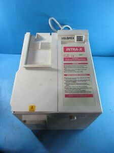 Velopex Intra x Automatic Dental X ray Film Processor Powers On