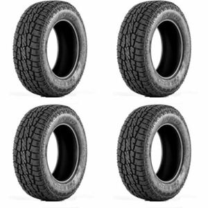 Pro Comp A t Sport Tires Lt295 60r20 Set Of 4