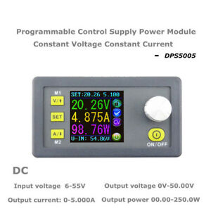 Dps5005 Constant Voltage Current Step down Programmable Power Supply Module 25
