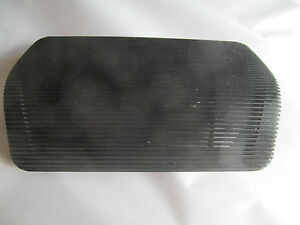 83 84 Porsche 944 Speaker Cover Black Center Dash