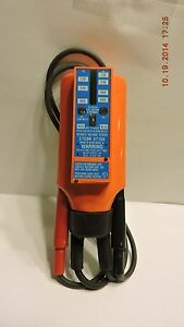 Etcon Vt154 Audible Solenoid Type Voltage Tester With Continuity And Lv Tests