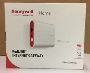 Honeywell Redlink Internet Gateway Thm6000r7001