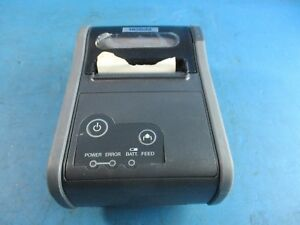 Epson Tm p60 Mobile Thermal Printer Used