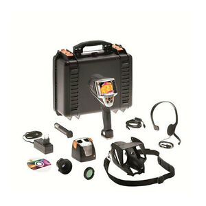 Testo 882 Thermal Imaging Camera Lcd With 320 X 240 Pixels