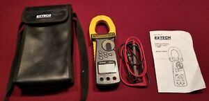 Extech 380926 Multimeter Clamp on Trms True Rms Dmm 2000a Clamp Meter