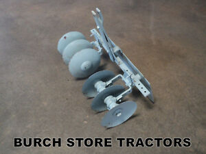 Lawn Tractor Mower Pull Behind Disc Harrow