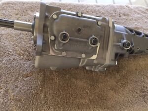 1969 Muncie M21 4 Speed Transmission 2 20 1st Gear Close Ratio Brand New
