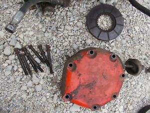 Case 830 Diesel Rowcrop Tractor Original Right Disk Disc Brake Assembly