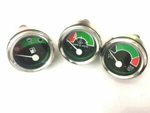 At104658 at104755 at164542 John Deere Tractor Engine Oil temperature fuel Gauges