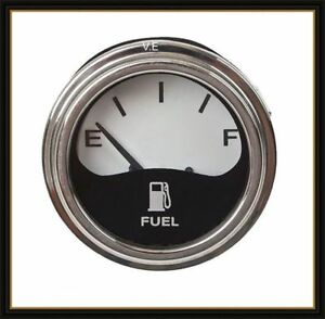 Fuel Air Cleaner Gauge For Ih International Tractor 766 966 1066 1466 1468 4386