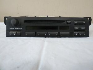 02 03 04 05 06 2002 2006 Bmw E46 3 series Am Fm Business Cd 6 Disc Player Oem