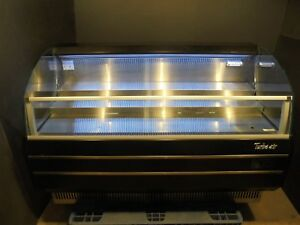 Cooler Open Air Bunk Point Of Sale Turbo Air Tom 60sb