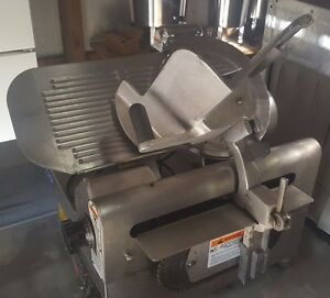 Globe 2875v Variable Speed Automatic Meat Slicer 12 Blade