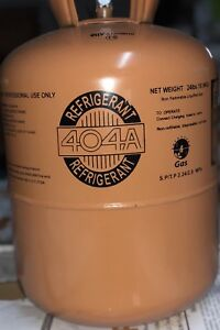 Brand New Pallet Of R404a Refrigerant 40 X 24lb Cylinders Local Pickup Only