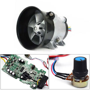 12v Auto Electric Turbine Power Turbo Charger Boost Air Intake Fan
