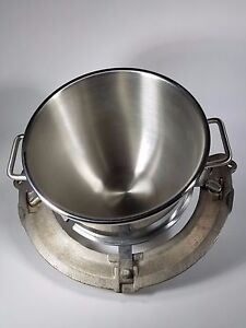 New 30 Qt Hobart Bowl Used Adapter Reducer For 80 Qt Hobart Mixers M802 Or L800