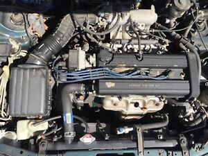 96 01 Acura Integra Gs Ls Rs Tested 1 8l B18b1 Engine Long Block Oem Warranty