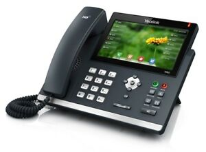 Yealink Ultra elegant Gigabit Ip Phone 16 Sip Accounts P n sip t48g