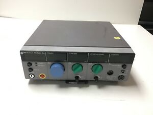 Iris Medical Iridex Oculight Slx 810 Nm 650 Nm Red Diode Laser System Untested