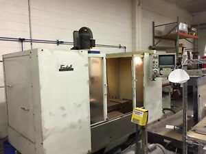 Fadal 4020 Cnc Vertical Machining Center Model 906 1
