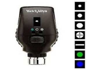 new welch Allyn 3 5v Coaxial Ophthalmoscope 11720 head Only
