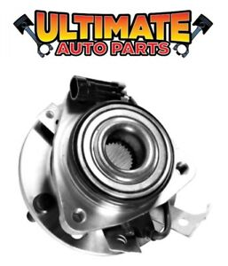 Front Wheel Bearing Hub 4x4 Or Awd For 00 2000 Chevy S10 Blazer
