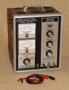 Sencore Universal Power Supply And Charger Model Ups 164