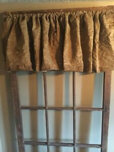 15 Long Primitive Grungy Valance