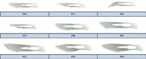 Feather Surgical Scalpel Blades 22 29762976 22