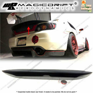 For 00 09 Honda S2000 Ap1 Ap2 Bys Style Rear Trunk Spoiler Wing Deck Ducktail