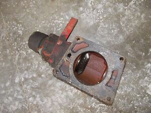 Farmall C Sc B A Tractor Ih Ihc Belt Pulley Drive Assembly