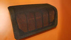 Porsche 944 Dash Speaker Grille Dark Brown