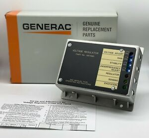 Generac 0676800srv voltage regulator 067680