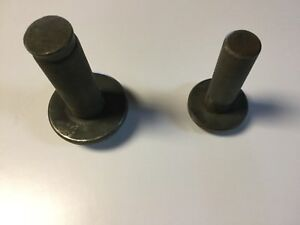 2 Vintage Bearing Seal Gear Driver Automotive Servicing Tool