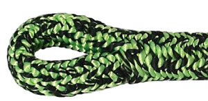 Yale Imori Arborist Climbing Rope Tight Spliced Eye 12mm 15 32 6 200 Lbs Abs