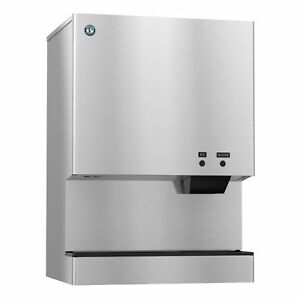 Hoshizaki Dcm 751bwh Ice Maker Water cooled Ice And Water Disp