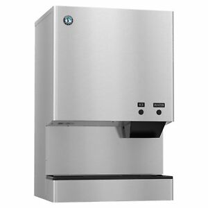 Hoshizaki Dcm 500bwh Ice Maker Water cooled Ice And Water Dispenser