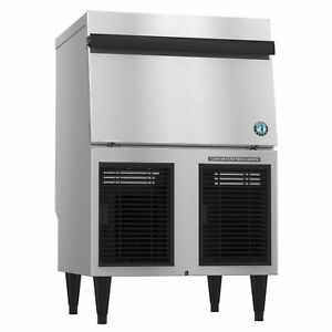 Hoshizaki F 330baj Ice Maker Air cooled Self Contained Built In Storage Bin