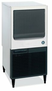 Hoshizaki Km 80baj Ice Maker Air cooled Self Contained Built In Storage Bin