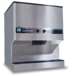 Hoshizaki Dm 200b 30 W Ice And Water Dispenser Stainless Steel Exterior