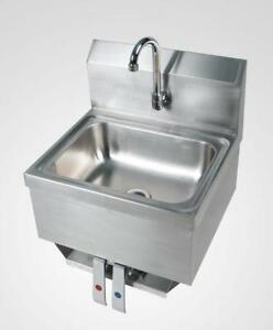 Knee Operated Hand Sink