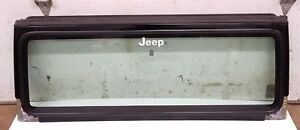 Jeep Wrangler Tj Windshield Frame 97 02 Black Px8 With Glass No Shipping 97i