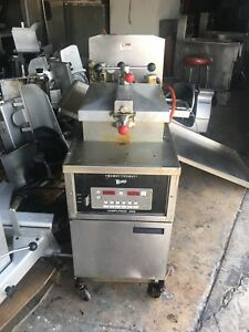 Henny Penny 500 pfe 500 Commercial Electric Pressure Fryer