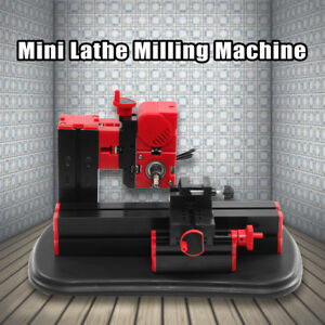 Diy Multi Mini Wood Cnc Lathe Motorized Jig saw Grinder Driller Milling 100 240v